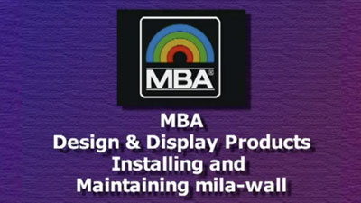MBA Installation video